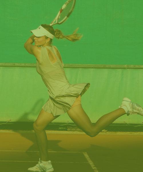 Tennis Squash Badminton Racket Players